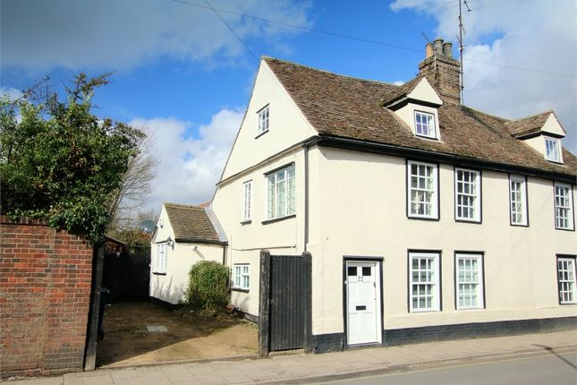 Thumbnail Semi-detached house for sale in St. Marys Street, Eynesbury, St. Neots