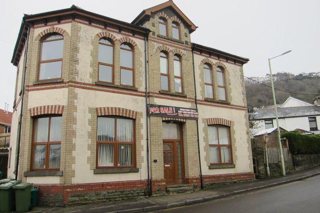 Thumbnail Flat to rent in Graig Towers, Llantrisant Road, Graig