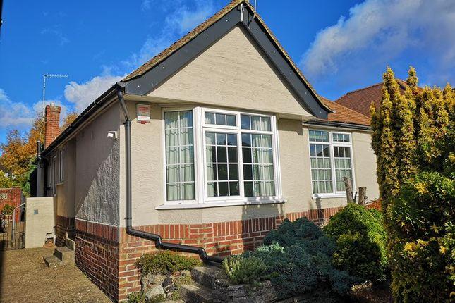 Thumbnail Detached bungalow for sale in Hunt Road, Oakdale, Poole