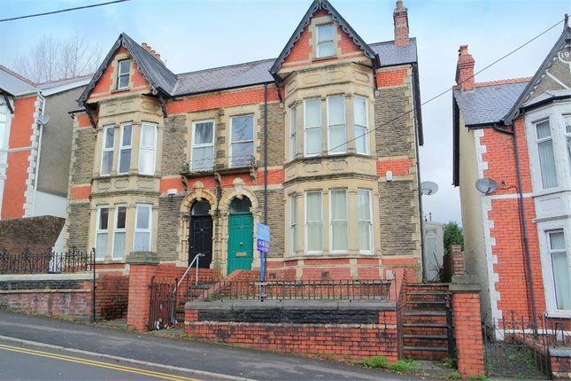 Thumbnail Semi-detached house for sale in Neath Road, Maesteg, Mid Glamorgan