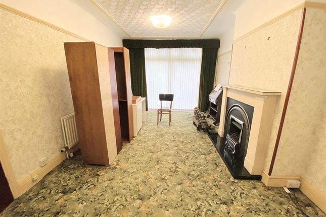 Dining Room of Breckside Park, Anfield, Liverpool L6