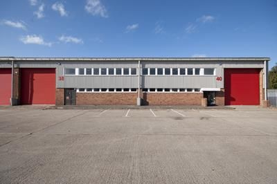 Thumbnail Light industrial to let in Eastbury Road, London