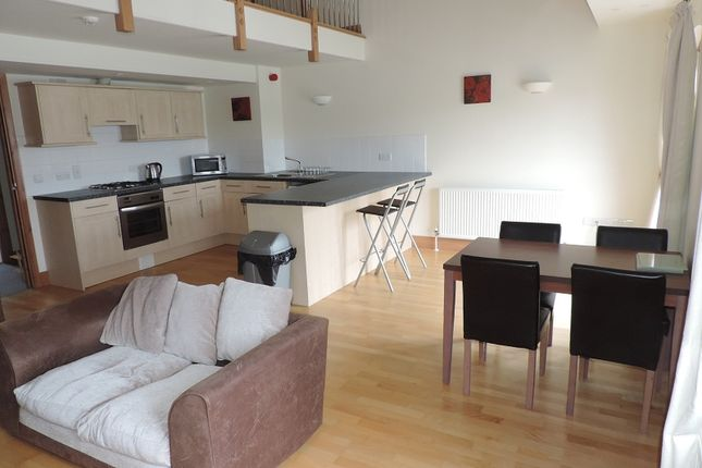 Thumbnail Flat to rent in 19 Vanguard House, Nelson Quay, Milford Haven