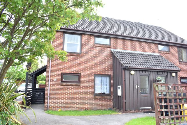 Thumbnail Flat for sale in Cedar Park, Ilkeston, Derbyshire