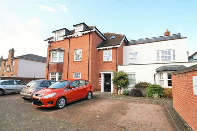 Thumbnail Flat for sale in Barnwells Court, High Street, Hartley Wintney, Hook