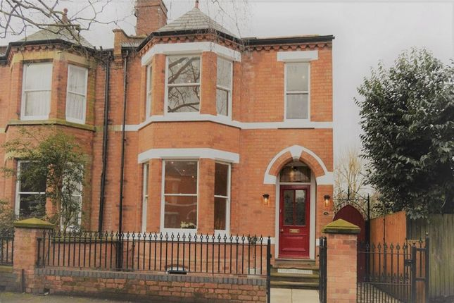Thumbnail End terrace house for sale in Gaveston Road, Leamington Spa