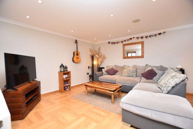 Living Room of Chapel Road, Indian Queens, St. Columb TR9