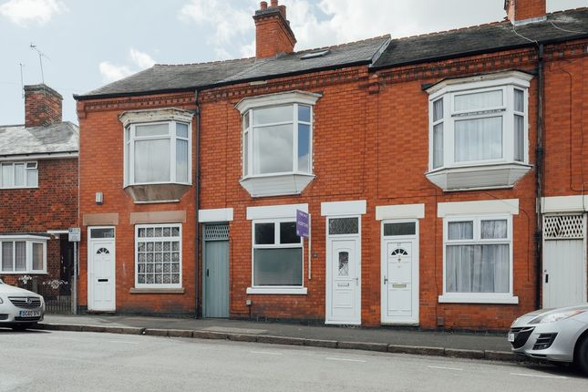 2 bed terraced house for sale in Sandhurst Street, Leicestershire, Oadby LE2