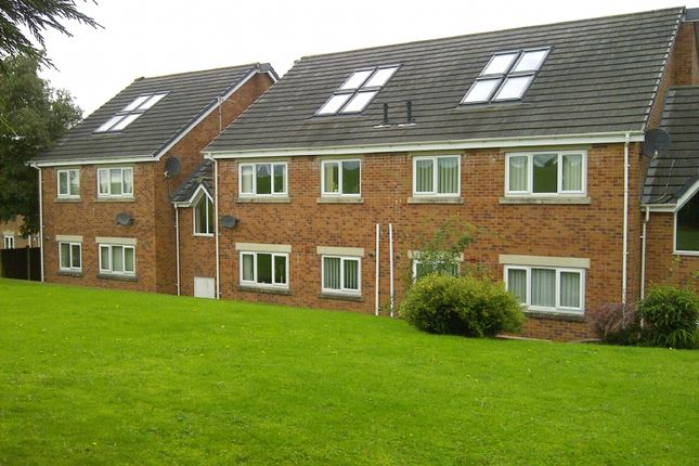 Thumbnail Flat for sale in Linsford Court, Back St Helens Road, Middle Hulton, Manchester