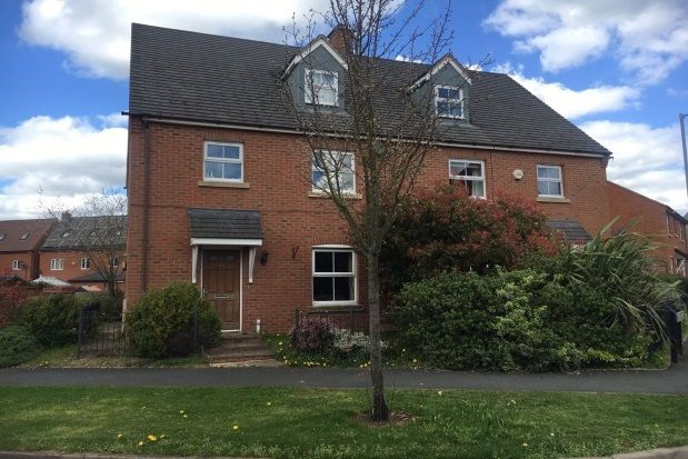 Thumbnail Property to rent in Deykin Road, Lichfield