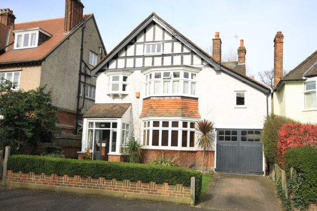 Thumbnail Detached house for sale in Beaconsfield Road, Blackheath