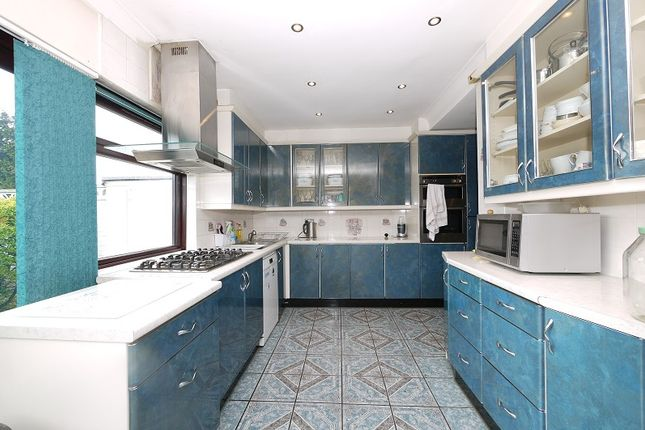 Thumbnail End terrace house to rent in Eastern Avenue, Ilford, Essex.