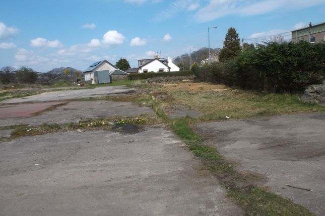 Thumbnail Commercial property for sale in Former Creamery Site, Townhead, Rothesay, Isle Of Bute