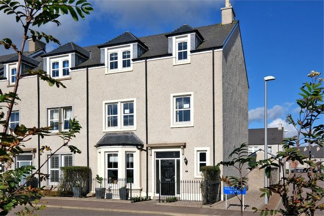 Thumbnail End terrace house for sale in Wellington Green, Cove, Aberdeen