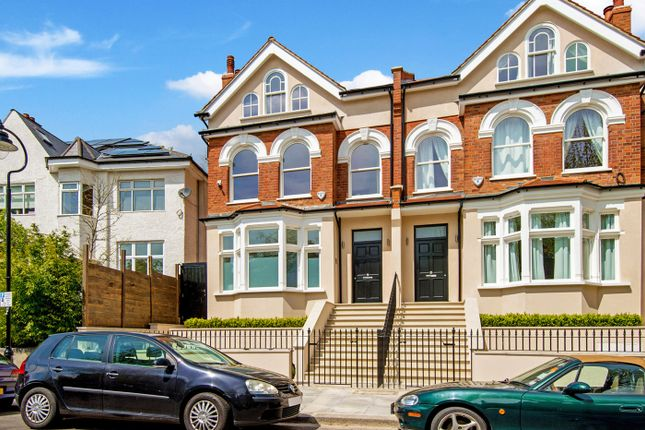 Thumbnail Semi-detached house for sale in Stanhope Gardens, Highgate, London