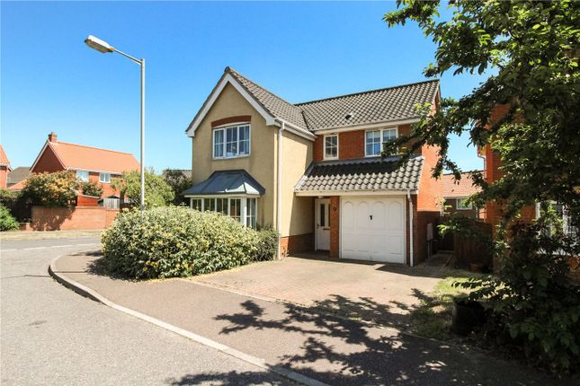 Detached house to rent in Mardle Street, Threescore, Norwich, Norfolk