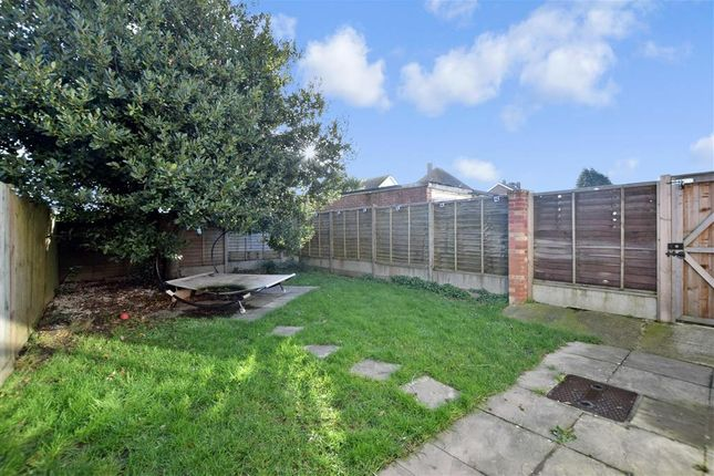 Thumbnail End terrace house for sale in Wolstenbury Road, Rustington, West Sussex