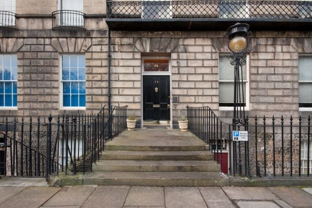 Photo 1 of Abercromby Place, New Town, Edinburgh EH3