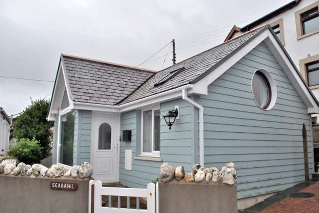 Thumbnail Detached bungalow to rent in Seabank, Port E Vullen, Maughold
