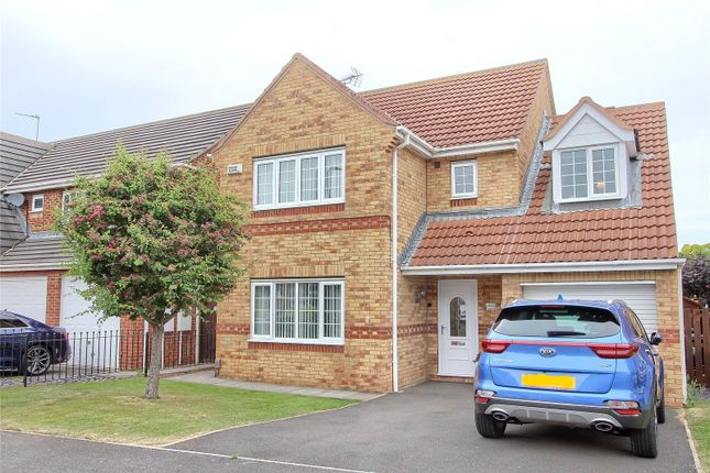 Thumbnail Detached house for sale in Thornbury Close, Redcar