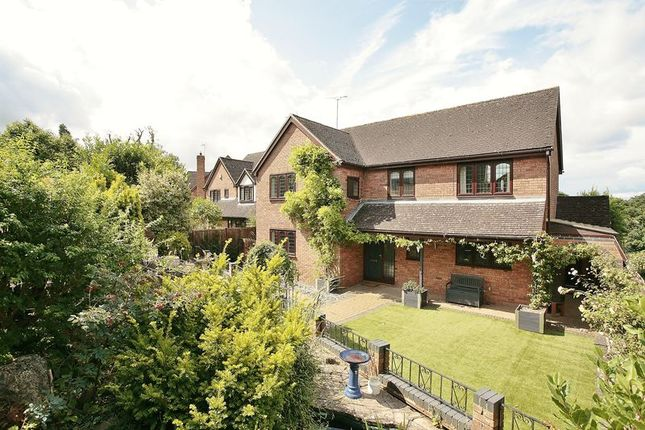 Thumbnail Detached house for sale in Tenlands, Middleton Cheney, Banbury