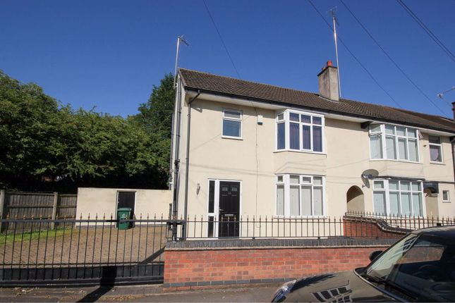 Thumbnail Property to rent in Beaumont Crescent, Coundon