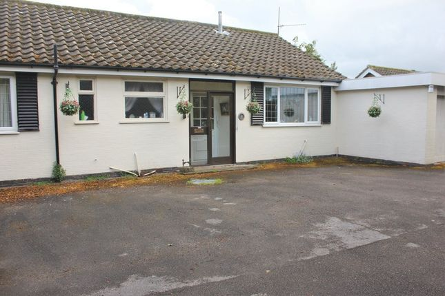 Thumbnail Detached bungalow for sale in Laurel Drive, Oadby, Leicester