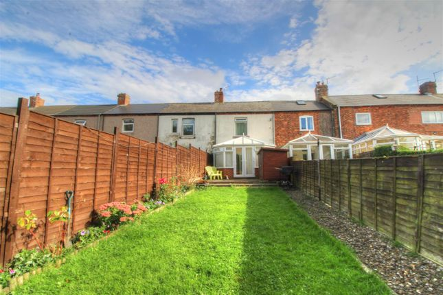 Thumbnail Terraced house for sale in Railway Terrace North, New Herrington, Houghton Le Spring