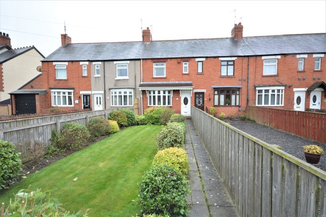 Thumbnail Terraced house for sale in St. Andrews Road, Bishop Auckland, Durham