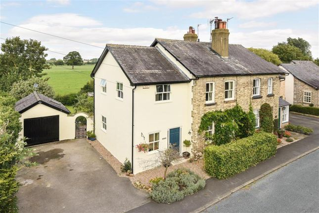 Thumbnail Semi-detached house for sale in Main Street, Newton Kyme, Tadcaster