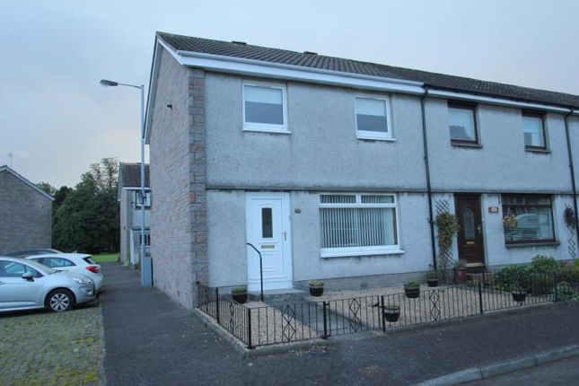 Thumbnail End terrace house to rent in Sunnyside Court, Alloa
