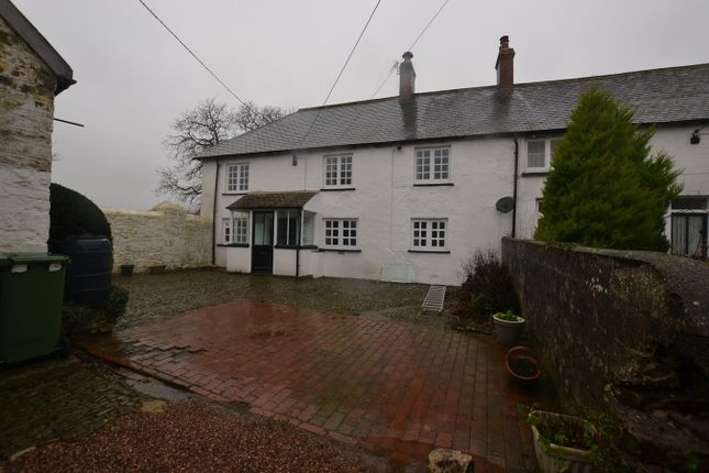 Thumbnail Semi-detached house to rent in Umberleigh Barton, Umberleigh