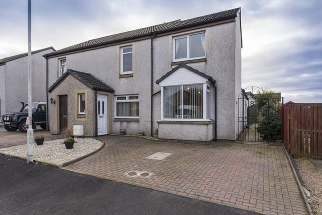 Thumbnail Semi-detached house for sale in Cairngrassie Drive, Portlethen, Aberdeen, Aberdeenshire