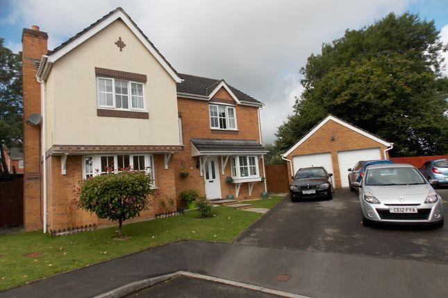 Thumbnail Detached house for sale in Maenol Glasfryn, Llangennech