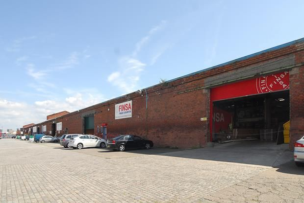 Thumbnail Light industrial to let in Unit 3/4 West Float, Dock Road, Wallasey, Wirral