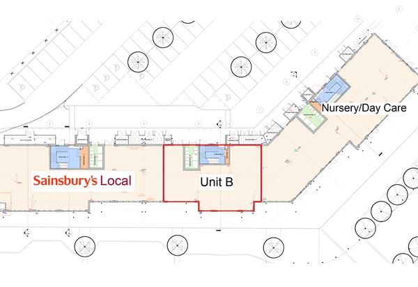 Thumbnail Retail premises to let in Unit 2, Charlton Heights, Charlton Boulevard, Filton, Bristol