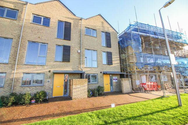 Thumbnail Town house to rent in High Chase, Newhall, Harlow
