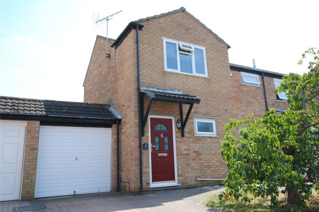 Thumbnail Semi-detached house for sale in Barkis Close, Chelmsford, Essex