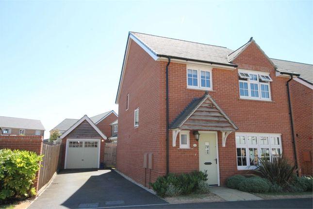 Thumbnail Detached house for sale in Moorbridge Road, Moulton, Northampton