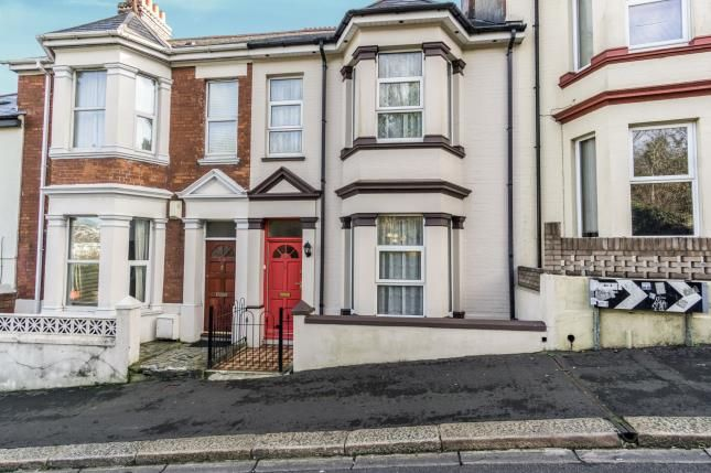 Thumbnail Terraced house for sale in Plymouth, Devon, Uk