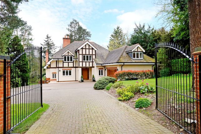 Thumbnail Detached house for sale in Old Long Grove, Seer Green, Beaconsfield, Buckinghamshire