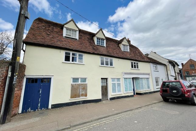 Property for sale in Bank House, 8-9 Bridge Street, Bures, Suffolk CO8