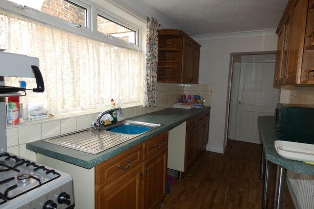 Kitchen of Gibbon Street, Bishop Auckland DL14
