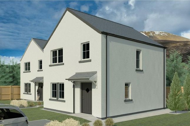 Thumbnail Detached house for sale in Hill Park, Hill Park Brae, Munlochy