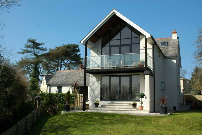 Thumbnail Detached house for sale in Bryn Hir, Tenby, Tenby, Pembrokeshire