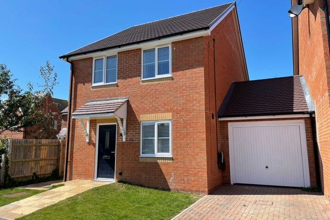 Thumbnail Detached house to rent in Park Road, Didcot