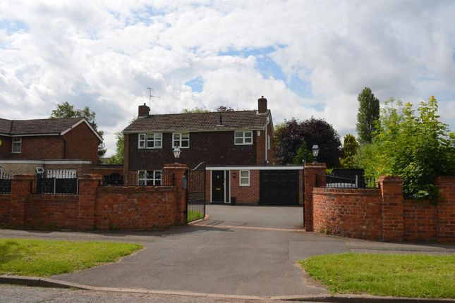 Thumbnail Detached house for sale in Blenheim Drive, Allestree, Derby