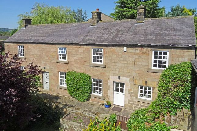 Thumbnail Detached house for sale in The Knoll, Tansley, Matlock, Derbyshire