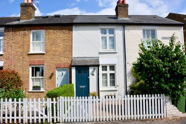 Terraced house for sale in Dennis Road, East Molesey