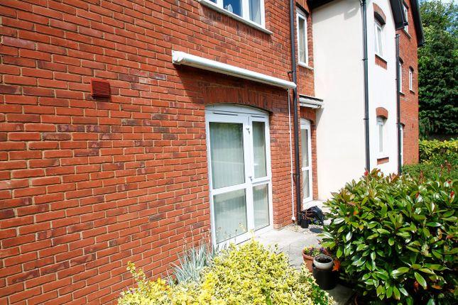 Patio Area of Holme Oaks Court, Cliff Lane, Ipswich, Suffolk IP3